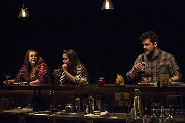 Julia Sirna-Frest, Leah Karpel, and Jorge Cordova